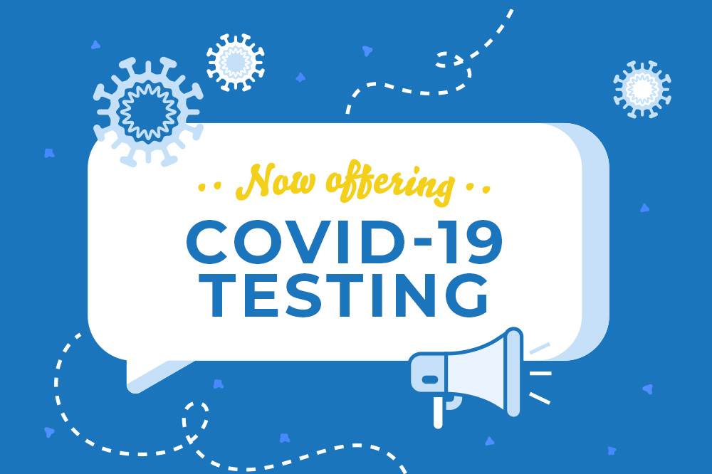 COVID-19 testing Chattanooga is now available at NiteOwl Pediatrics.